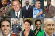 Potential Milwaukee mayoral candidates. Images from Urban Milwaukee file photos.