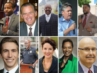Murphy's Law: Mayor's Race Looks Like a Wild One
