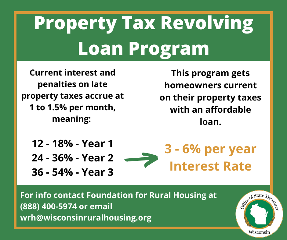 Pilot Program to Prevent Property Tax Foreclosure Kicked Off by State Treasurer's Homeowners Task Force