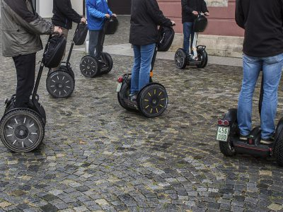 Urban Reads: The Segway Was the Future, Until it Wasn't