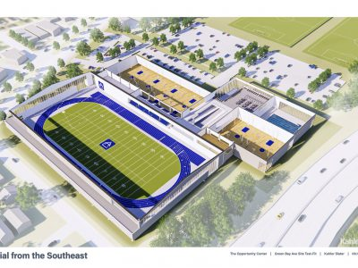 Eyes on Milwaukee: $80 Million Sports Center Planned For Site Along Interstate 43