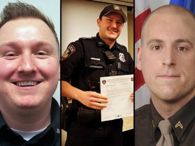 Nearly 200 Officers Fired Or Forced Out Are Back On The Job