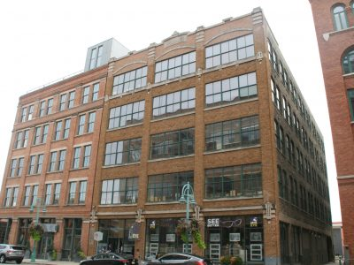 Plats and Parcels: Advertising Agency Inks Deal for New Third Ward Space