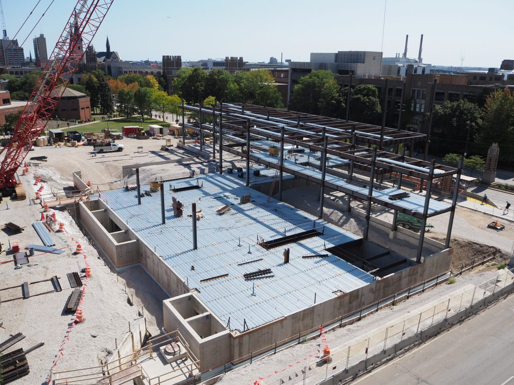 Marquette University School of Business Administration. Photo by Jeramey Jannene.