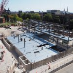 Friday Photos: New Marquette Building Takes Shape
