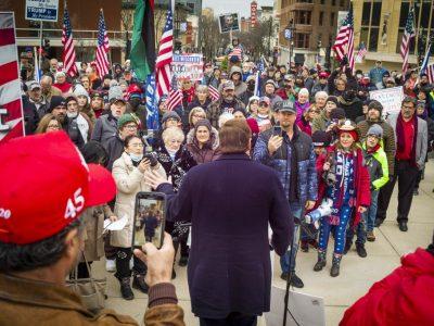 Republican Schools Colleagues on Election Lies