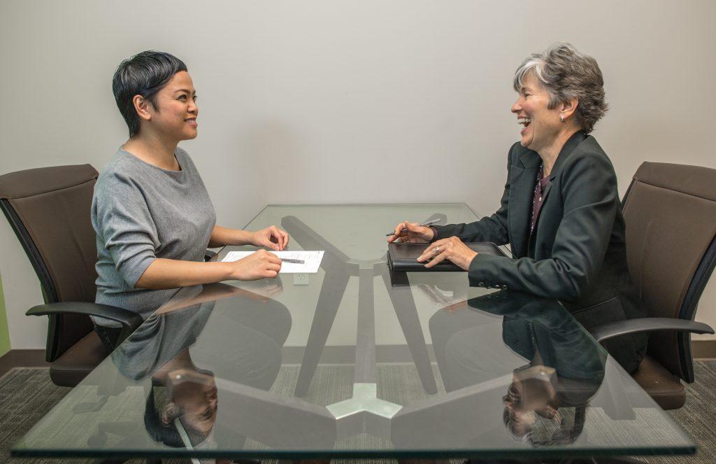 Job interview. Photo by Amtec. https://www.amtec.us.com/