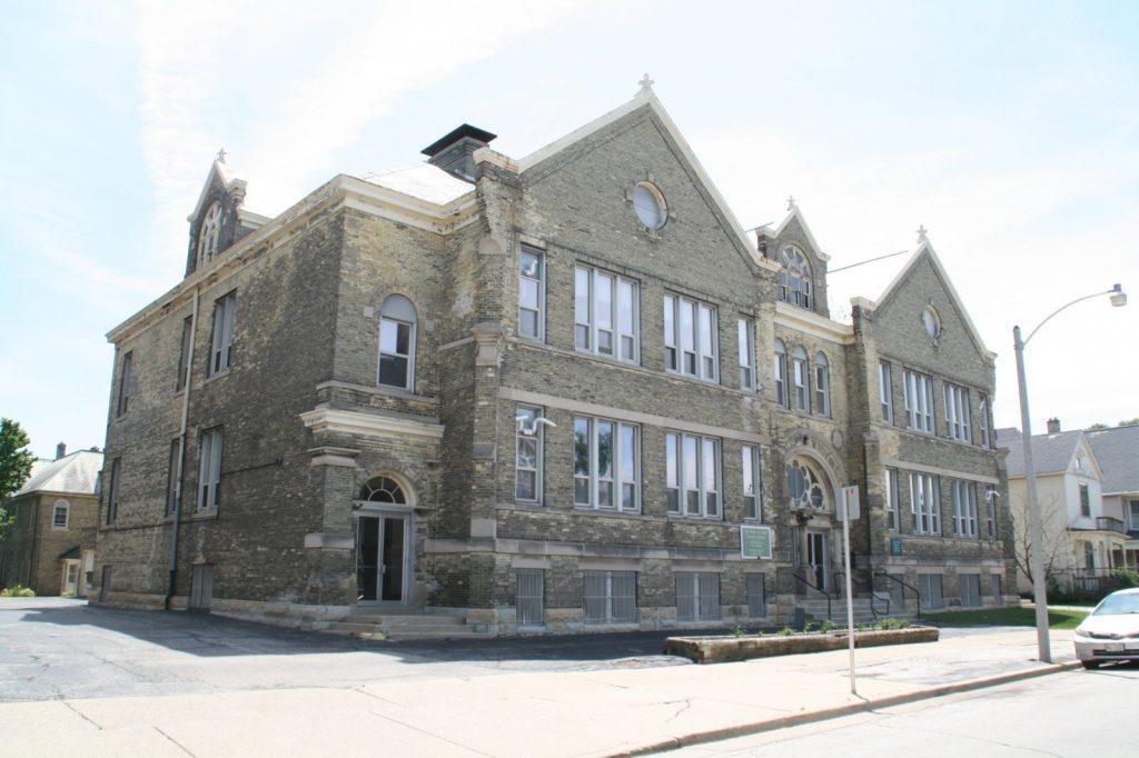 Former St. Peter St. Paul School. Photo by Jeramey Jannene.
