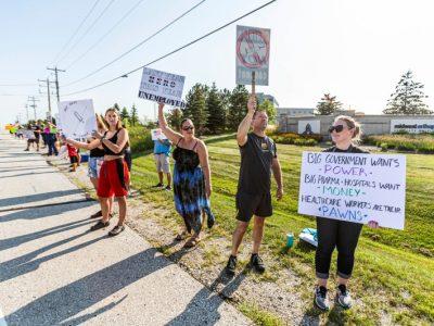 Nursing Home Workers Resist Vaccines