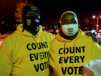 Op Ed: The Fight Against Voter Suppression