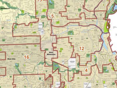 MKE County: Hispanic Districts Key to Board Redistricting
