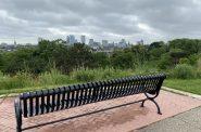 City vista. Photo by Cari Taylor-Carlson.