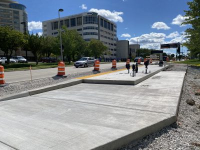 Transportation: BRT Construction On Schedule