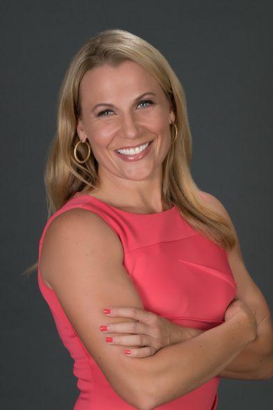 Lisa Byington. Photo courtesy of the Milwaukee Bucks.