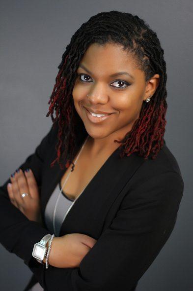 Maricha Harris. Photo courtesy of the Dominican Center.