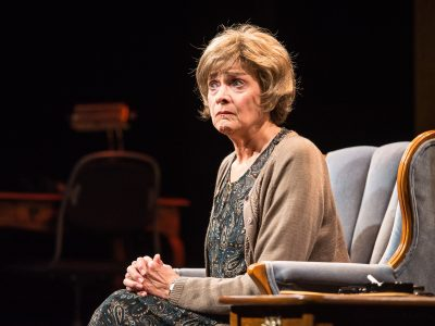 Theater: Strong Acting Powers 'Three Viewings'