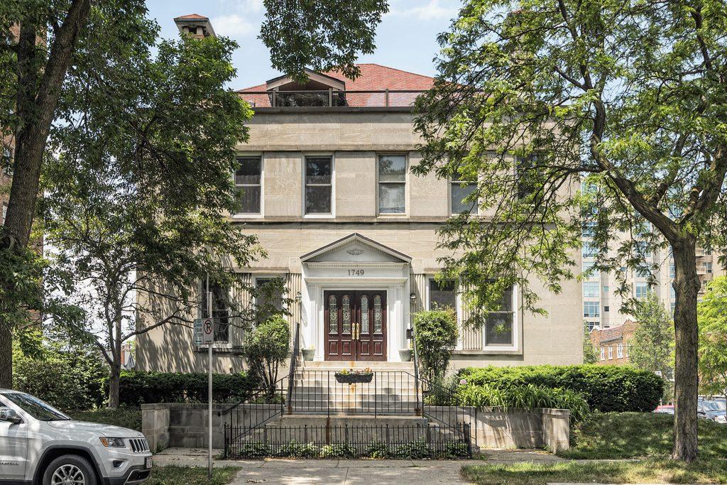 1749 N. Prospect Ave. Photo courtesy of Ogden & Company, Inc.