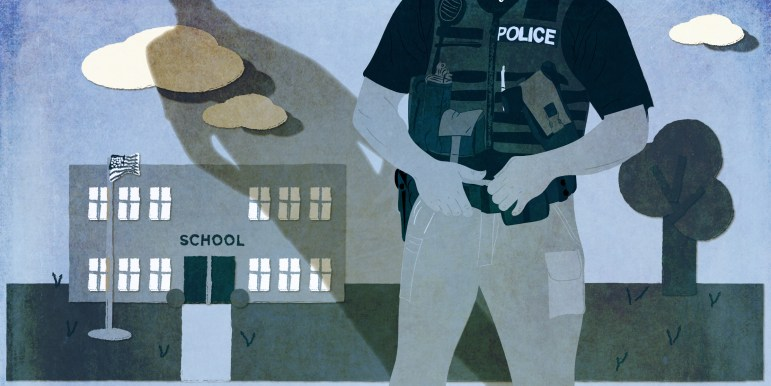 Public schools in Wisconsin referred students to police twice as often as schools nationwide in 2017-18 — nine students were referred to police for every 1,000 students enrolled compared to the national rate of 4.5, a Center for Public Integrity analysis of U.S. Department of Education data found. Mary Ann Lawrence / USA TODAY
