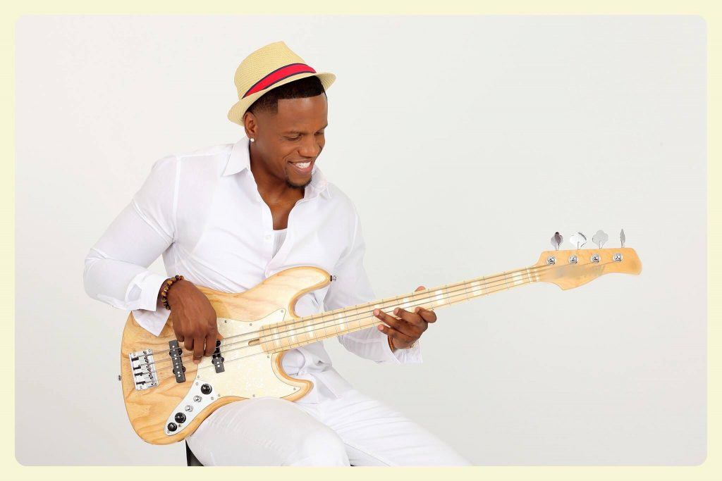 Julian Vaughn is one of the headliners at the 2021 Fresh Coast Jazz Festival.. Photo courtesy of the Fresh Coast Jazz Festival.