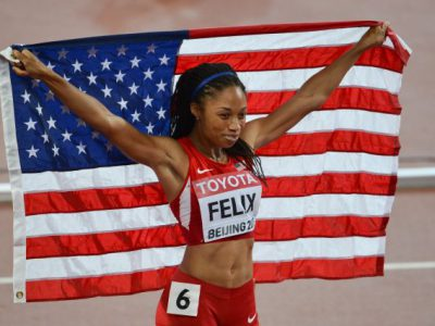TEMPO To Host Olympic Gold Medalist Allyson Felix