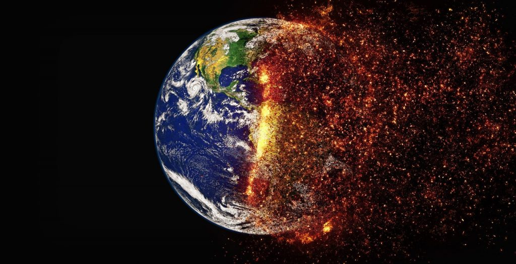 Climate Change. Image by Pete Linforth. (Pixabay License)