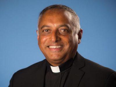 Rev. Nicholas Santos, S.J., Ph.D. elected to Marquette Board of Trustees