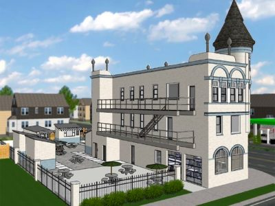 Plats and Parcels: New Plan To Save Former Schlitz Tavern