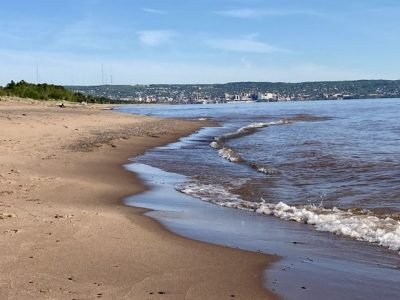 Drought Returns Lake Superior to Average Water Levels