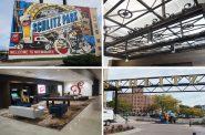 Schlitz Park upgrades. Photos by Jeramey Jannene.