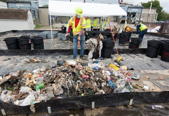 New DNR Waste Characterization Study Reveals Increase In Food Waste And Opportunities For Waste Reduction