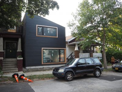 Friday Photos: Bay View Development Subtly Increases Density Of Area
