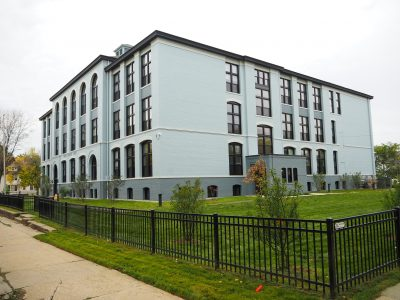 Eyes on Milwaukee: Redeveloped 37th Street School Opens
