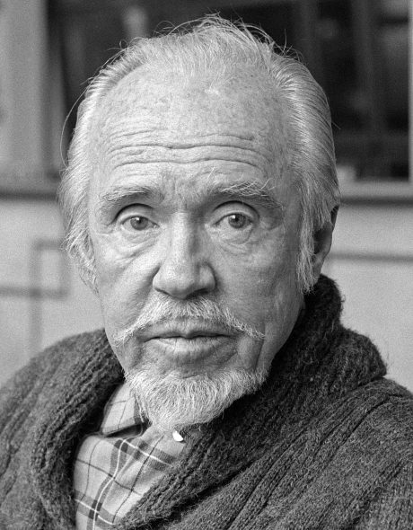 Conlon Nancarrow. Photo by Irene de Groot, CC BY 3.0 <https://creativecommons.org/licenses/by/3.0>, via Wikimedia Commons.