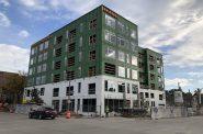 Element apartment building. Photo by Jeramey Jannene.
