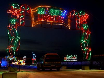 Drive-Thru Holiday Light Display Coming to American Family Field
