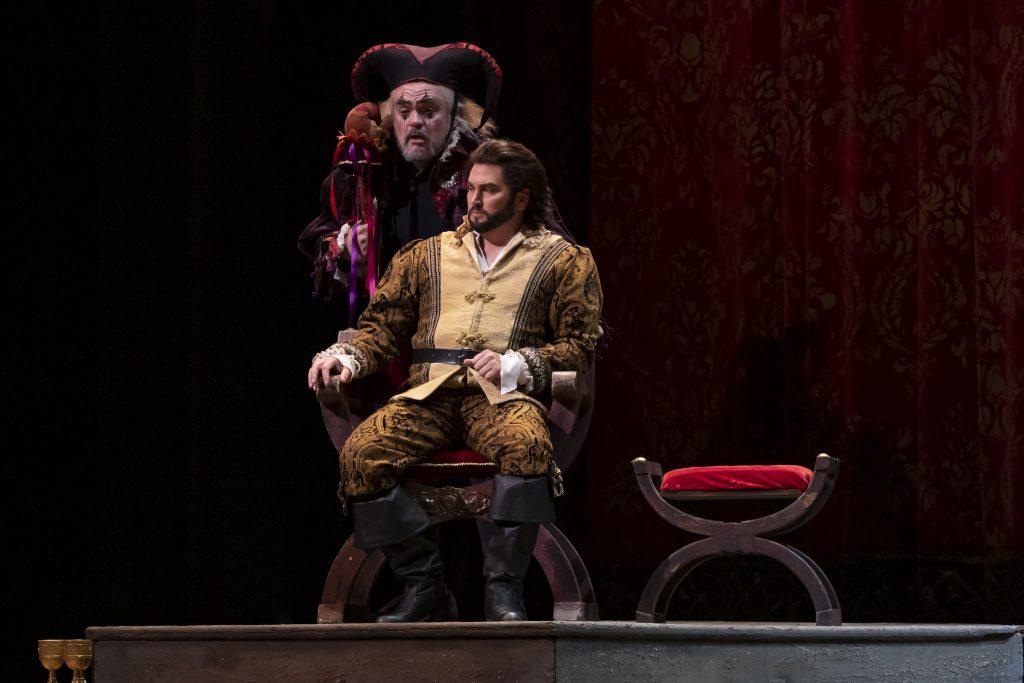 Rigoletto. Photo courtesy of the Florentine Opera Company.