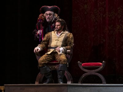 Theater: Florentine Stages 'Rigoletto,' A Warhorse of Grand Opera