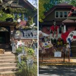 Bay View Homes Go All Out For Halloween