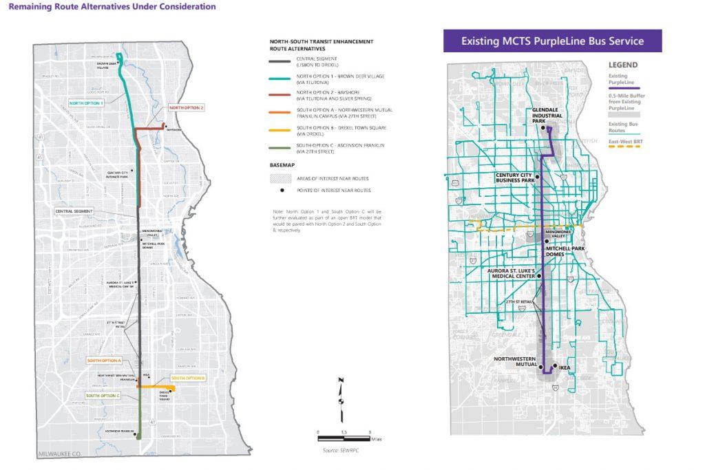 urbanmilwaukee.com - Jeramey Jannene - Transportation: Milwaukee Studying Second BRT Line