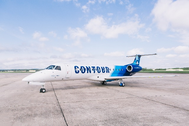 Contour Airlines takes off from MKE to Indianapolis and Pittsburgh