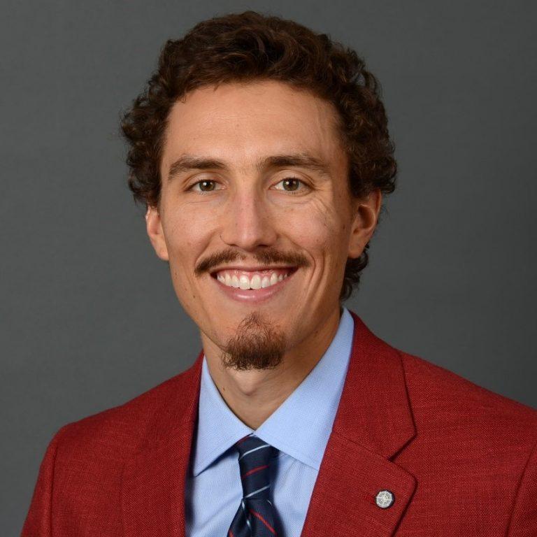Jacob J. Capin. Photo courtesy of Marquette University.
