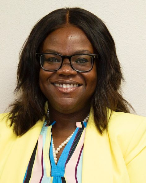Laiya Thomas. Photo courtesy of Marquette University.