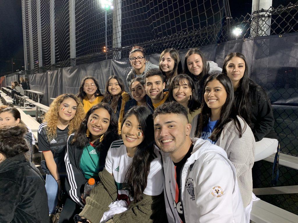 Latin American Student Organization. Photo courtesy of Marquette University.