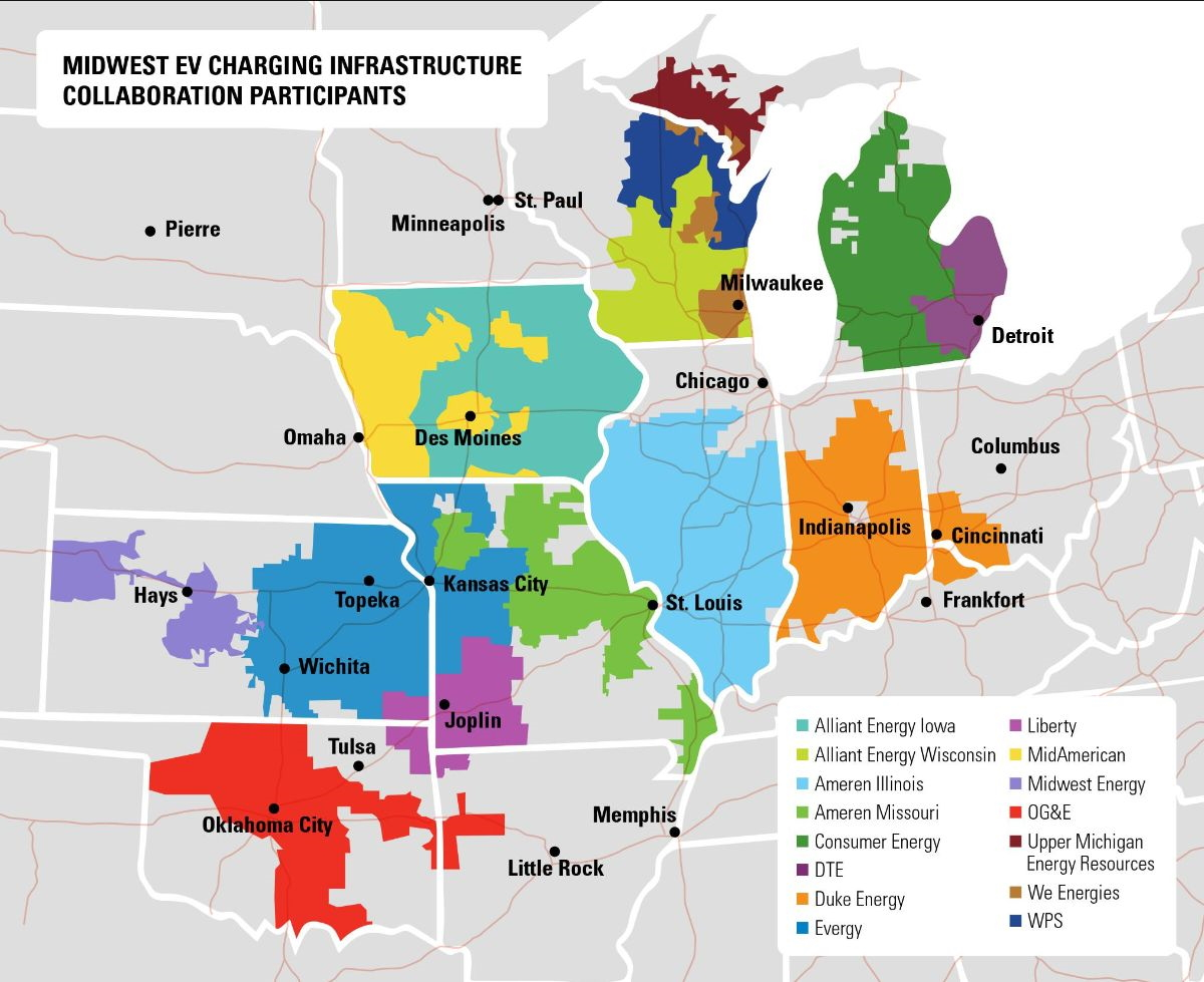 We Energies joins effort to expand electric vehicle charging across the Midwest