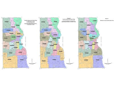 MKE County: Independent Committee Submits Final Map for Supervisor Districts