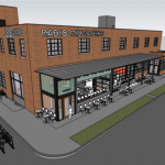 New Cafe Planned For First Floor of 88Nine Building