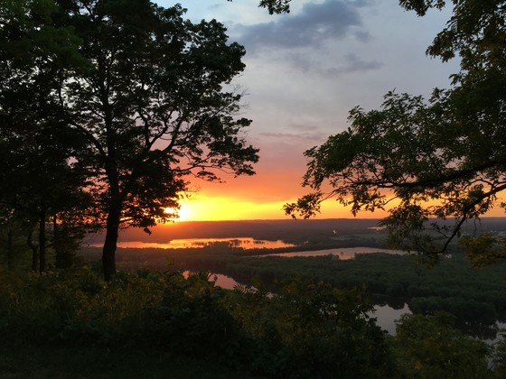 The newly released 2021 Wisconsin Air Quality Trends report shows Wisconsin's air quality continues to improve, building on a nearly 20-year trend. / Photo Credit: Wisconsin DNR