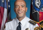 Milwaukee County Sheriff David A. Clarke Jr.