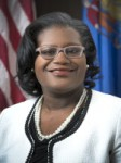 Representative LaKeshia Myers Honors First Responder Eliza A. Ortiz